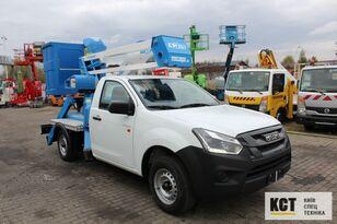 new ISUZU D-Max bucket truck