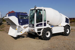 FIORI DBX50 concrete mixer truck