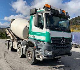 MERCEDES-BENZ Arocs 3246 Saraka 9m³; EUR6; SUPER ZUSTAND!8x4 concrete mixer truck
