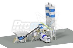 new PROMAX Compact Concrete Batching Plant C100-TWN PLUS (100m³/h) concrete plant