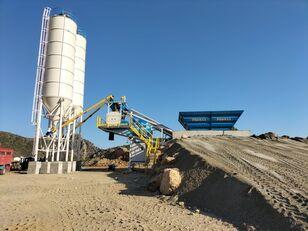new PROMAX M60-SNG Mobile  concrete plant