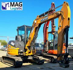 CASE CX50B ZTS mini excavator