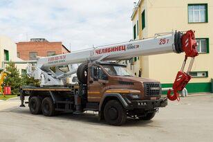 new Chelyabinecz KS-55732 on chassis CHELYABINETS КС-55732 mobile crane