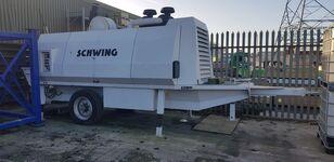 SCHWING SP8800 stationary concrete pump