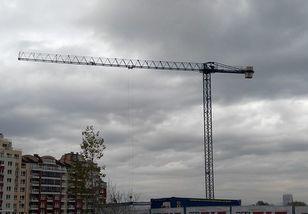 LINDEN COMANSA 5LC5010 tower crane
