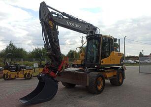 VOLVO EW 160C wheel excavator