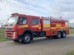 new VOLVO FM400 fire truck