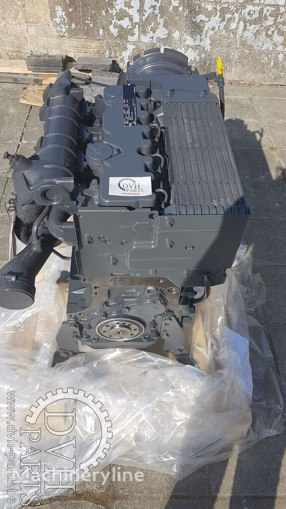 new DEUTZ BF4L2011 engine for MULAC baggage tractor